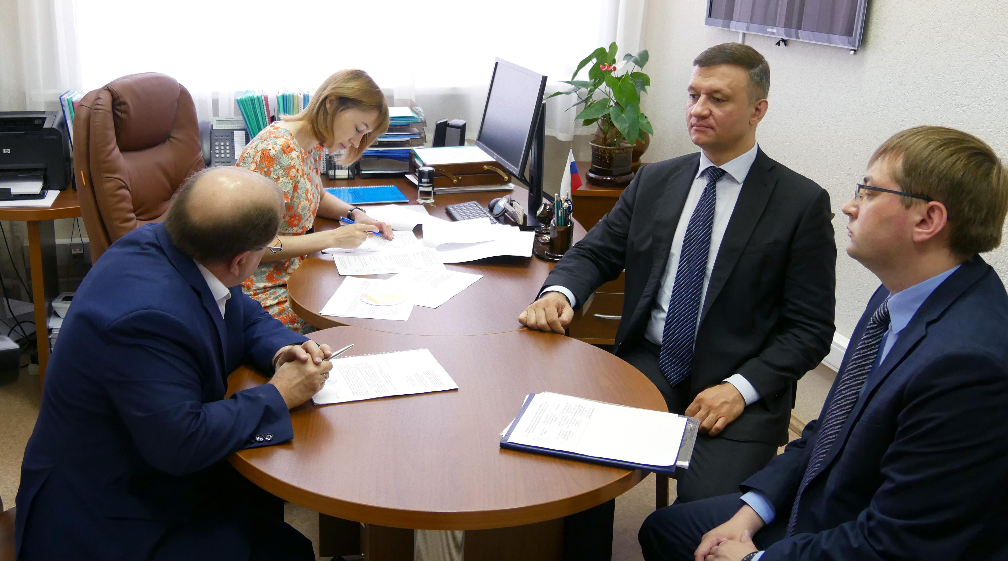 Дмитрий Савельев подал документы на выдвижение кандидатом в Губернаторы Новосибирской области