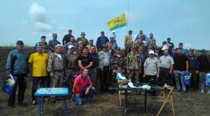 Соревновались в стрельбе жители двух районов Новосибирской области